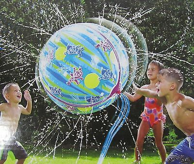 "Aqua Splash Ball Wassersprueher Sprinkler Inflatable toy ""Top Quality"" 226119"