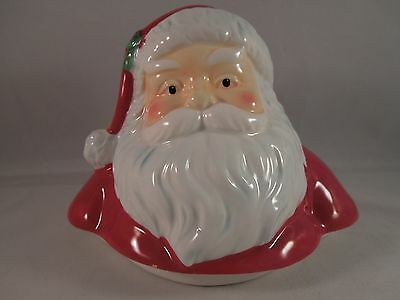 St. Nicholas Square Christmas Traditions Cookie Jar TOPPER ONLY Style 64STTSAX3