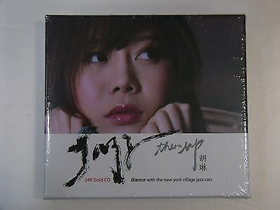 Bianca Wu Jazz them up 24K Gold CD USA Limited Numbered NEW