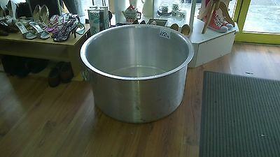 Industrial Restaurant Catering Cooking Stewing Stock Pot Pan  28 inch x 16 high
