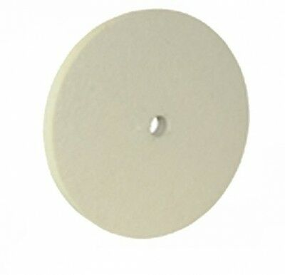 Silverline 105898 Felt Buffing Wheel, 150 Mm