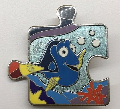 Disney Pin Disney Pixar Character Connection Puzzle Mystery Set Dory Pin New Pin