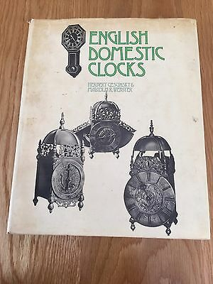 English Domestic Clocks by Cescinksy & Webster