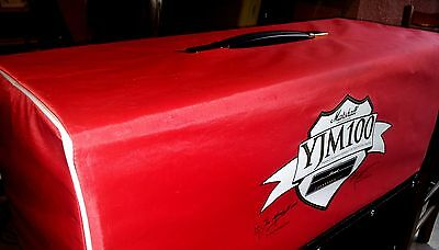 Marshall Yngwie Malmsteen Yjm 100 Ampcover*ultra-Rare Collectible!*noble Look!*