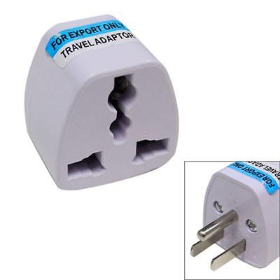Travel Universal Power Plug Adapter UK EU AU To US USA AC Outlet Converter