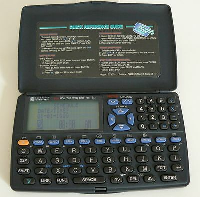 Oregon Scientific EX-3501L PDA