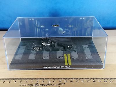 Eaglemoss Batman Batmobile Automobilia The Batpod from The Dark Knight