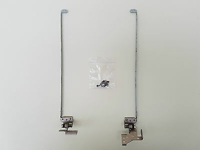 Toshiba Satellite C660D Left Right Screen Hinges With Screws - AM0H0000100