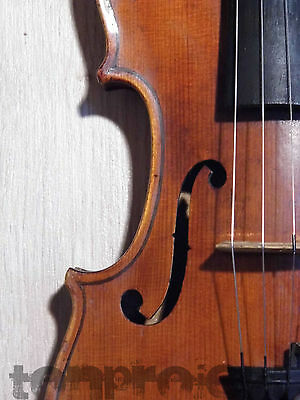 gute alte 3/4 Geige Violine violon violin small fiddle Germany ~1920