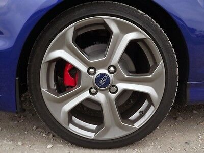 Ford ST Rado Grey/Volvo 932 Anthracite Alloy Wheel Repair Touch up Paint - 30ml
