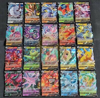 50 Pokemon Cards Ultimate Pack 1 GX ULTRA RARE 9 Rares/shiny FAST DISPATCH