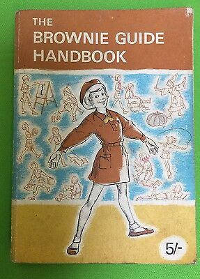 THE BROWNIE GUIDE HANDBOOK ~ VINTAGE 1960's