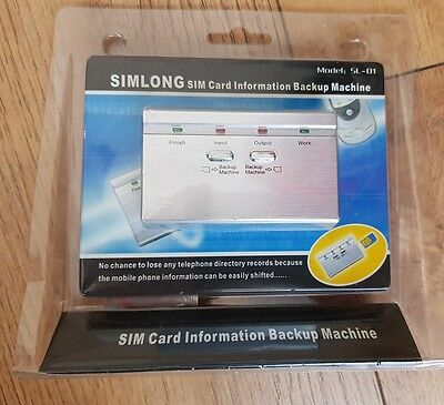 Sim Card Backup Device SIMLONG SL-01
