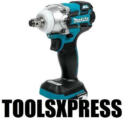 "Makita DTW285Z 18V Li-ion Cordless Brushless 1/2"" Impact Wrench - TOOL ONLY"