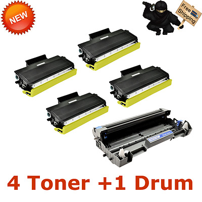 DR520 Drum 4 TN580 Toner For Brother DCP-8060 DCP-8065DN HL-5240 HL-5250DN