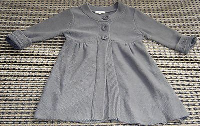 Seed Girls Cotton  Cardigan  Sz 6 - 7