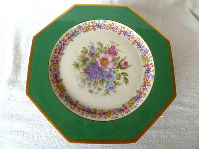 Beautiful Rosenthal Ivory SANTA BARBARA Octagonal Accent Plates (Set of 12)