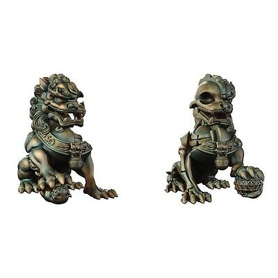 "Jason Freeny - XXRAY PLUS: 8"" Foo Dogs (Twin Set) - PREORDER - RARE - SOLD OUT"