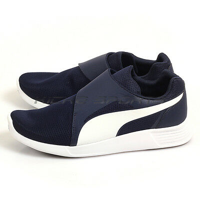 Puma ST Trainer EVO AC 2017 Breathable Running Shoes Peacoat/White 362397 04