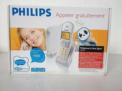 Cordless Voip Philips Nuovo