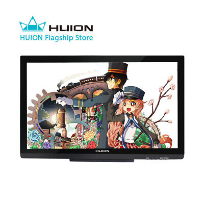 Huion GT-220 Pen Display 21.5 Inch IPS Tablet Monitor for Mac & PC (Used)