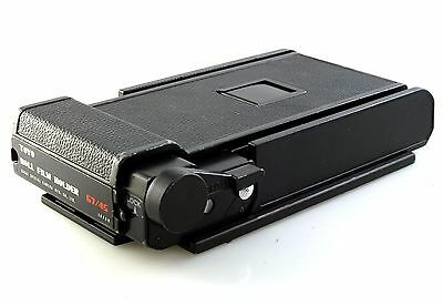Toyo 120 Roll film Holder 67/45 for 4x5 Camera 5x4 Universal Back Fitting