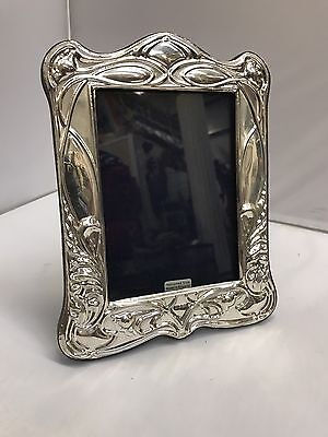 Good Quality Hallmarked Silver Photo Frame. Open To Offers?