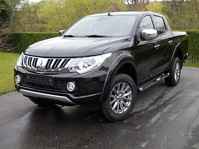 Mitsubishi l200, Neuf, Full Option, Xénon, Cuir, GPS