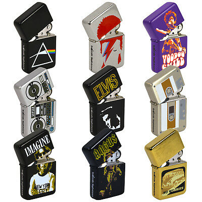 WINDPROOF LIGHTER - Bomblighter High Quality Fun Cool Gift Idea for Him or Her
