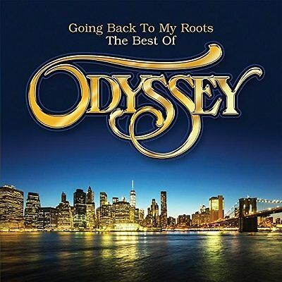 Odyssey - Going Back to My Roots (Best of) (2017)  2CD  NEW/SEALED  SPEEDYPOST