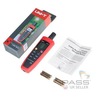 NEW UNI-T UT337A Carbon Monoxide Meter - from 0 to 1000ppm, Portable / UK Stock