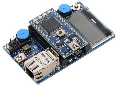 mbed application board + LCP 1768