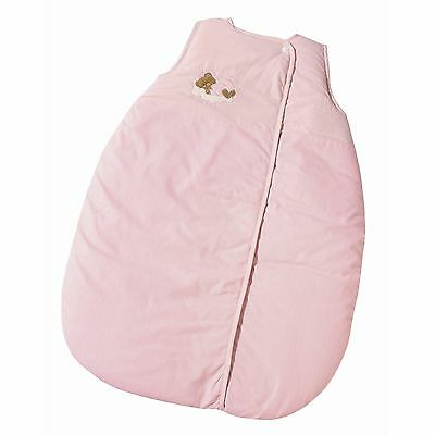 Easy Baby Schlafsack 70 cm Sleeping bear rose 450-82