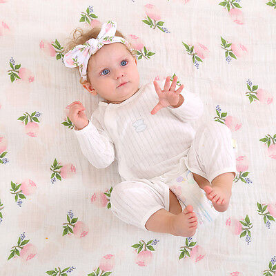 Boys & Girls Cot Bed / Toddler Infant Bed Sheets,100% Premium Cotton + Headband