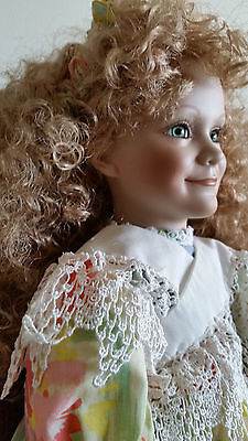 Gustave and Gretchen Wolff Porcelain Doll Lexington Hall
