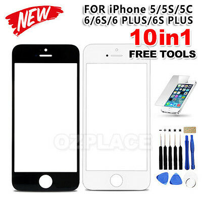 Front Screen Digitizer Replacement Repair Glass for Apple iPhone 6 6S Plus 5S 5C
