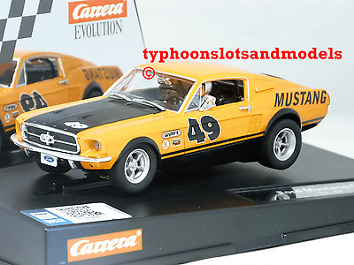 CA27488 Carrera Evolution Ford Mustang GT - No.49 - USA Limited Edition - New