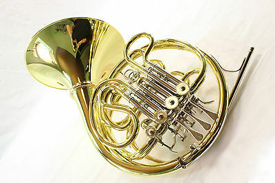 CG Conn Professional Model 11DE Double French Horn MINT CONDITION QuinnTheEskimo