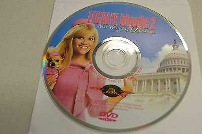 Legally Blonde 2: Red, White and Blonde (DVD, 2009, Widescreen)Disc Only 4-262