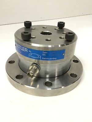 Kistler Type 9275 Quartz Disc Torque Sensor Transducer Dynamometer Torsion Test