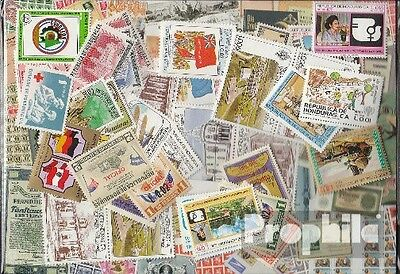 Honduras 50 different stamps