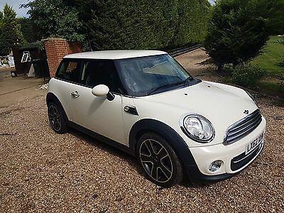 2012 Mini Cooper 1.6 3dr Automatic