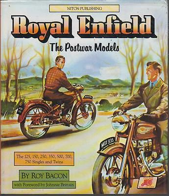 Royal Enfield Ensign Meteor Bullet Clipper Std Crusader Production History Book