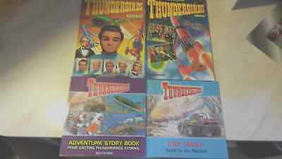 Thunderbirds 5 Book Set