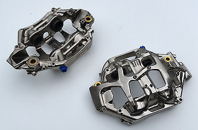 AP Racing titanium ultra lightweight mono block radial brake calipers rare ex F1
