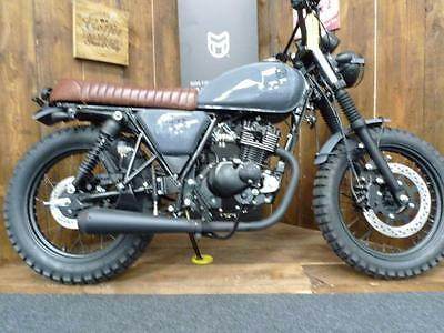 Mutt Custom Special Hilts 125Cc Brand New