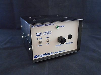 METAPHASE TECH Single Channel Current-Controlled DC Power Supply 2.4A SSI-40DC