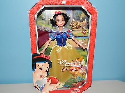 Disney Signature Collection Snow White Barbie Doll