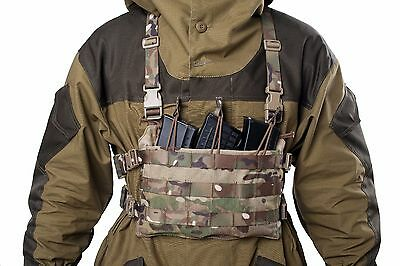 ANA Tactical Russian Universal Fast Vest Chest Rig in Multicam
