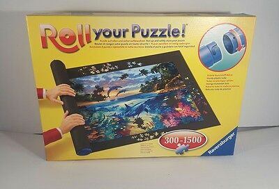 Ravensburger 300 - 1500 Pieces Roll Your Puzzle! New Open Box.